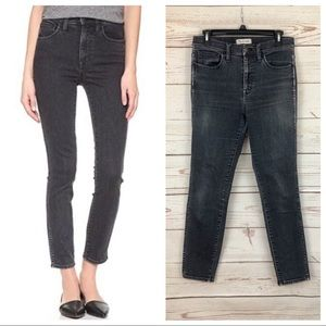 "Madewell 10"" High Risers Super Skinny Jeans"
